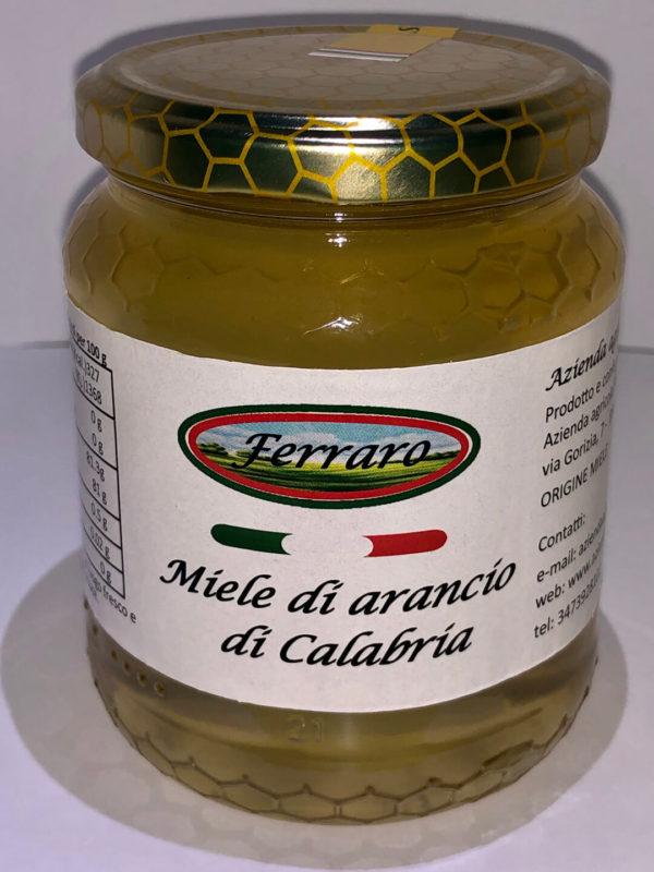 miele di arancio - azienda agricola ferraro
