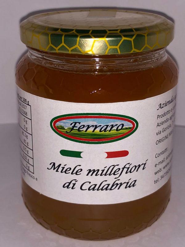 miele millefiori - azienda agricola ferraro